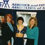 Renata i voditeljice AFAA