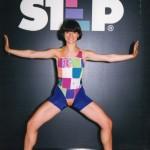 Renata instruktorica step aerobica