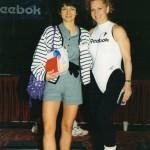 Renata s Gin Miller - učili smo od najboljih