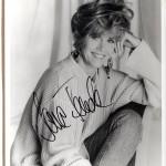 fotografija Jane Fonda i čestitka za našu 10. godišnjicu